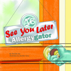 Click here to buy See You Later Allergygator